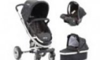 PRAMS, BUGGIES & COTS